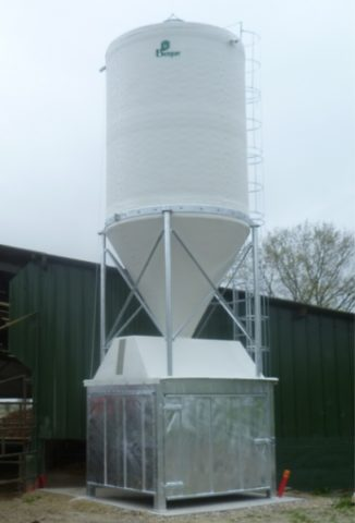 silo-exterieur-dac-cone-droit-Bardage-Galva