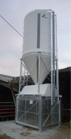 silo-exterieur-dac-cone-droit-Bardage-transparent